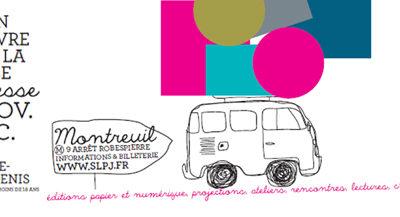 Salon du livre Jeunesse de Montreuil 2012