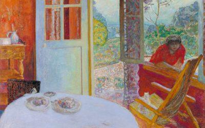 Revue de presse – Bonnard, peintre de l'intime