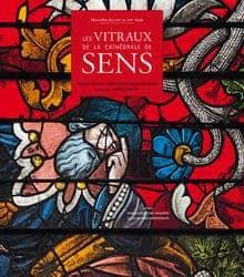 Les Vitraux de Sens sélectionnés pour le Prix Livre Art SNA