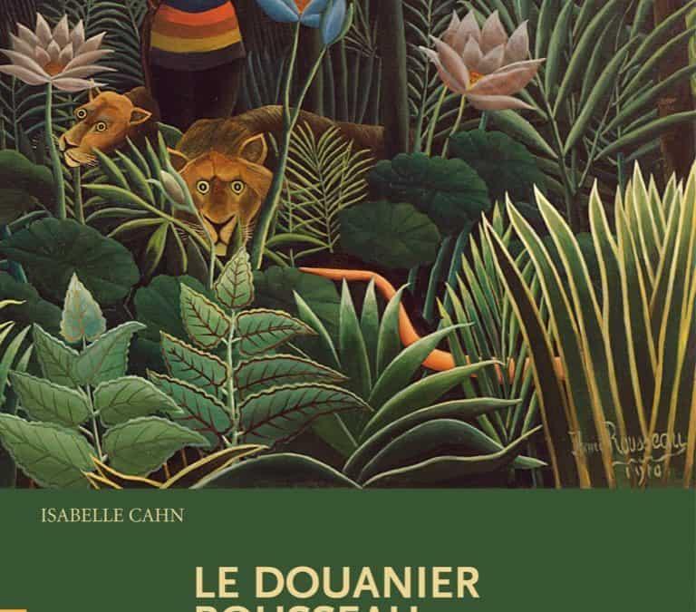Isabelle Cahn dans les Jeudis de l'Expo pour Le Douanier Rousseau