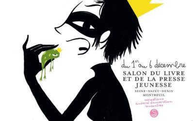 Venez nous retrouver au Salon du livre Jeunesse de Montreuil 2010