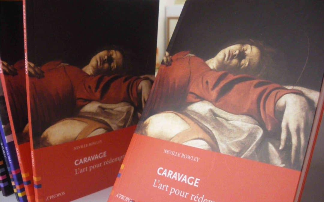 Conférence : Caravage, les secrets d'une renaissance