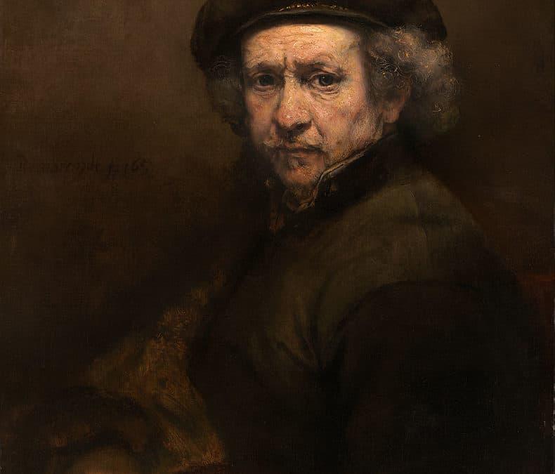 Rembrandt, d'ombre et de lumière