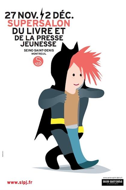 Salon du livre Jeunesse Montreuil 2013