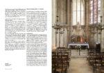 Sens première cathédrale gothique - Chapelle Vierge